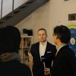 Arbeitswelt 4.0 – Interview mit dem südkoreanischen Sender KBS